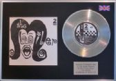 "RHONDA with THE SPECIAL A.K.A.  - 7"" Platinum Disc + cover - THE BOILER"